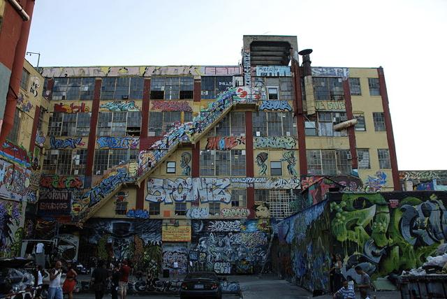 street art 5points New York