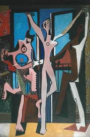 Picasso at the Tate Britain