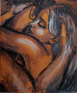 Lovers - Stay with Me by Carmen Tyrrell