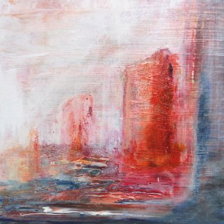 Transitions Red 201 by Leila Godden
