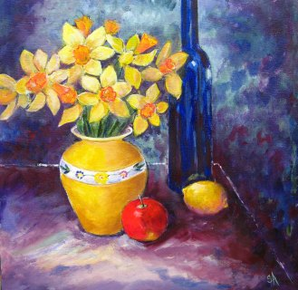 Springtime by Sheila Alexander