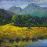 Between Showers by Denise Mitchell