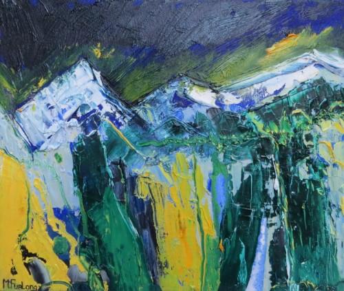 This Magical Mountainous Land by Martina Furlong