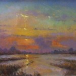 Lake View by Martin J Leighton