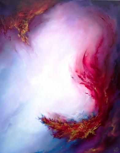 Phoenix Dawn Xl by Gillian Luff