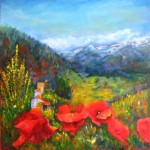 Spring in the Tyrol by Maureen Greenwood