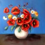 Poppies by Judyta Pilarczyk
