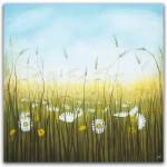 Daisy Meadow by CK Wood