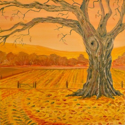 Autumn Leaves by Heatherbell Barlow
