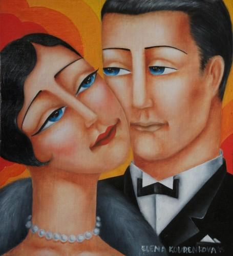 And I Love you so by Elena Kourenkova