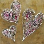 Love Hearts 2 by Rachel McCullock