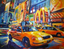 New York Taxi 3