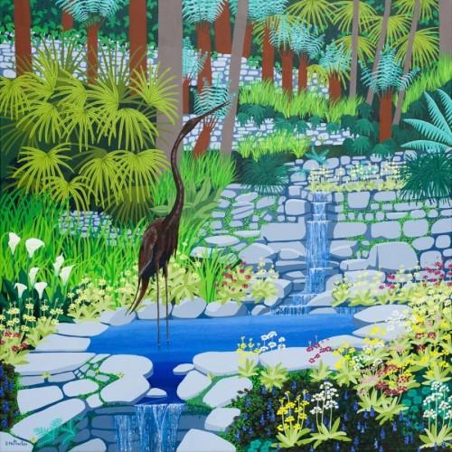 The Water Garden – Shirley Netherton
