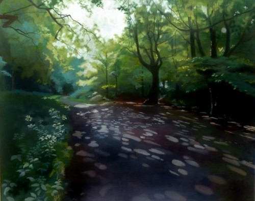 'Dappled Walk'