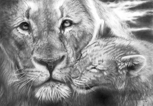 Father and Son by Peter Williams