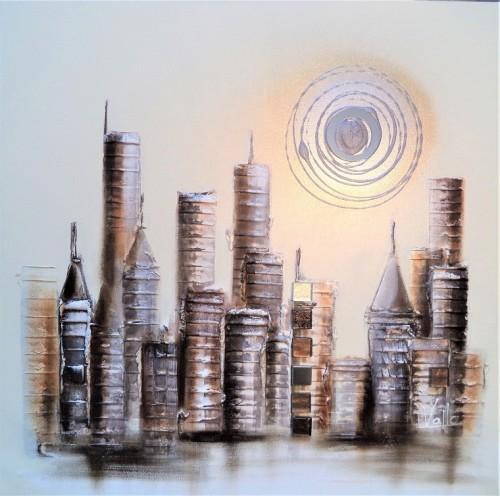 Hidden City by Lisa Vallo