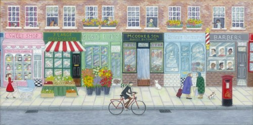East Street by Lisa Davies