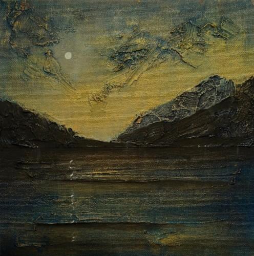 Loch Lomond Moonlight by Kevin Hunter