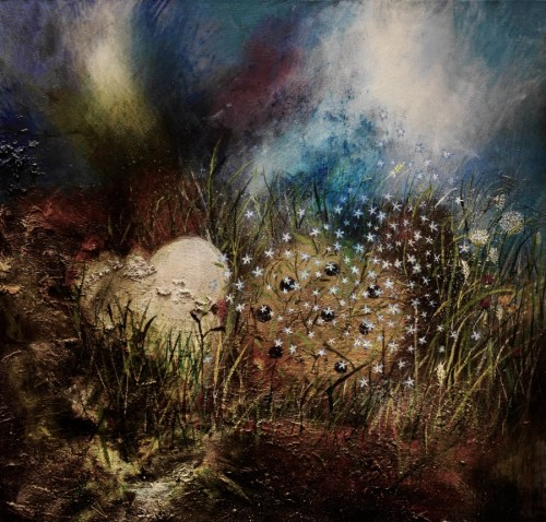 Irish wildflower you are home 2017 by Karen Eames