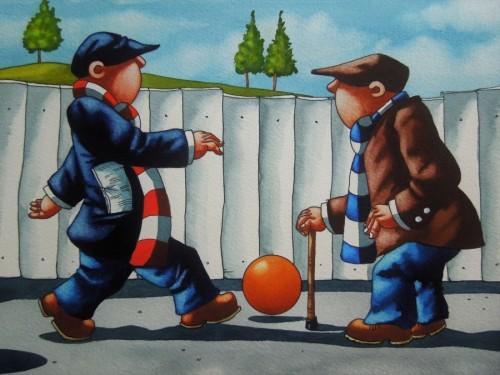 Vintage Game by Paul Kiernan