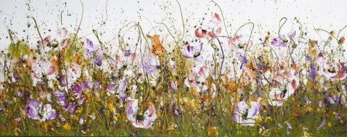 Celebration Landscape by Carol Ann Wood