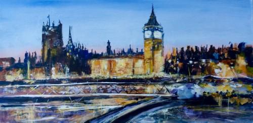 Big Ben by Lita Narayan