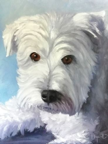 Max, Oil on Canvas