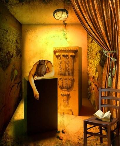 Silent Room by Van Renselar