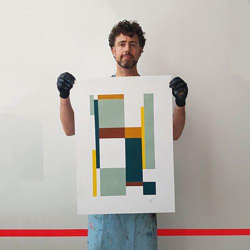 Art2Arts Artist Ronald Hunter