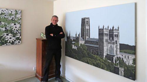 Art2Arts Artist Simon Fairless