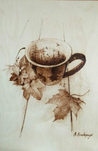 Magical Autumn by Viktor