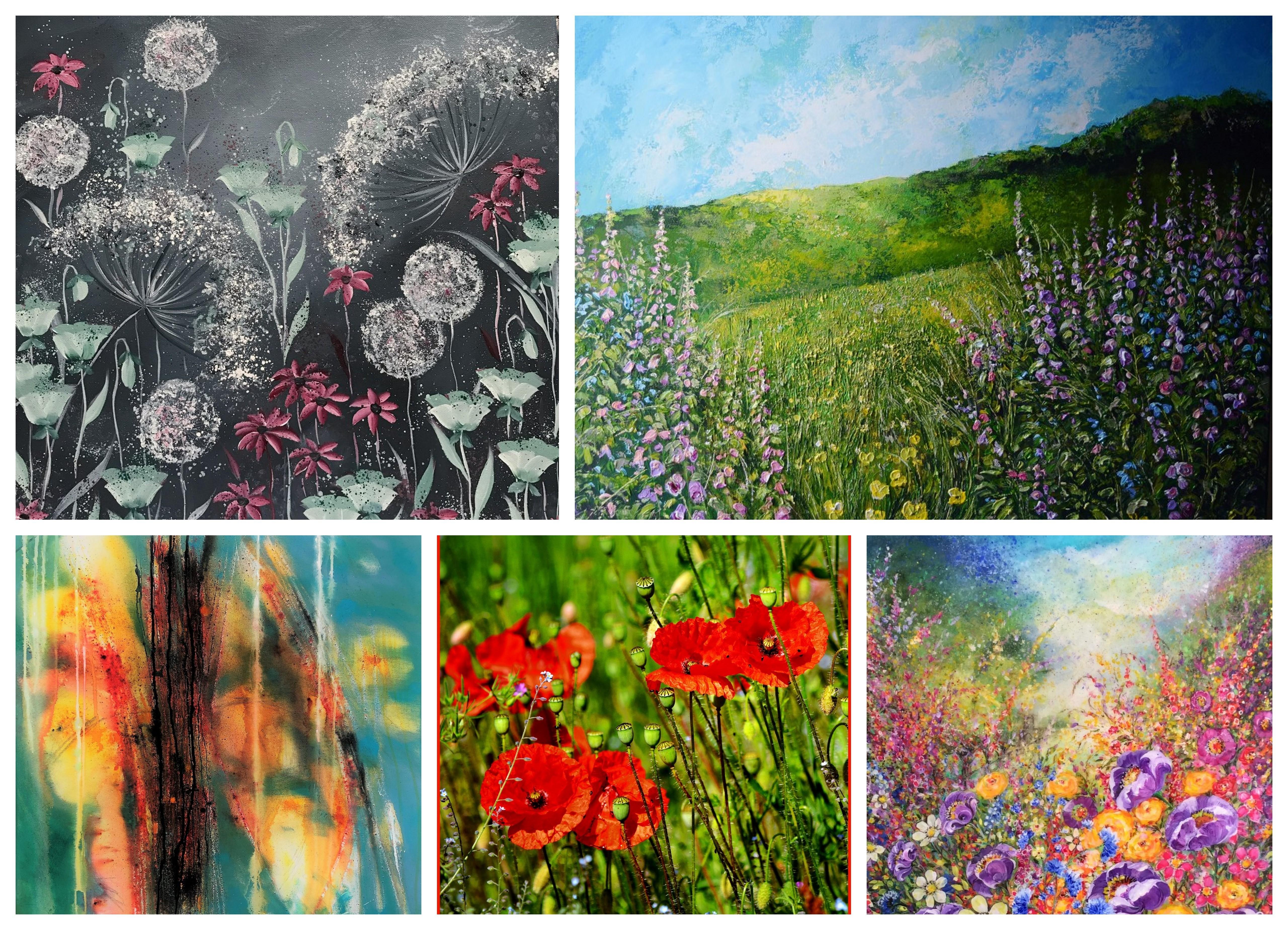 Meadow Paintings Art2Arts