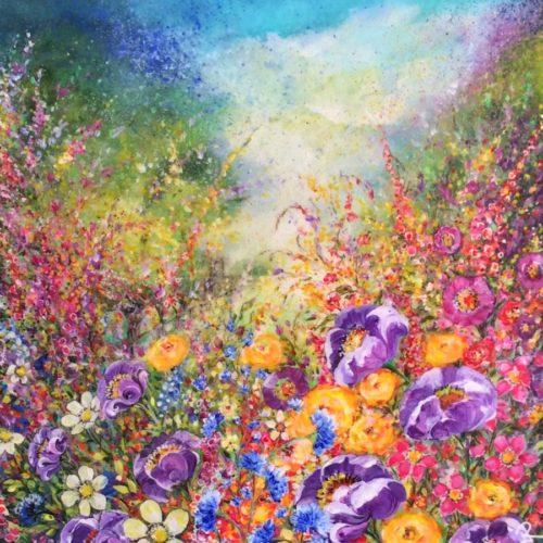 Chapel Meadow by Janice Rogers