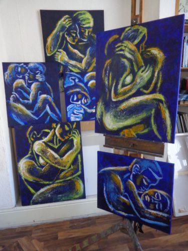 "Carmen Tyrrell, ""Night of Passion"" series"
