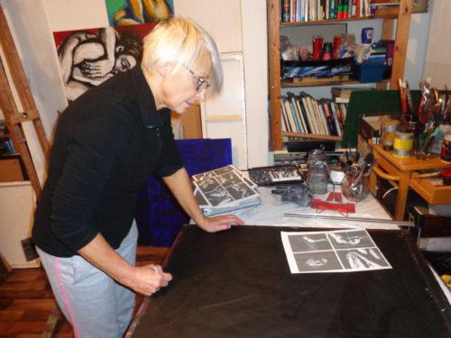 Art2Arts Artist Carmen Tyrrell