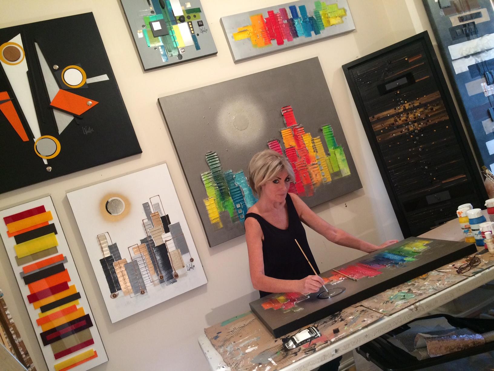 Art2Arts Artist Lisa Vallo