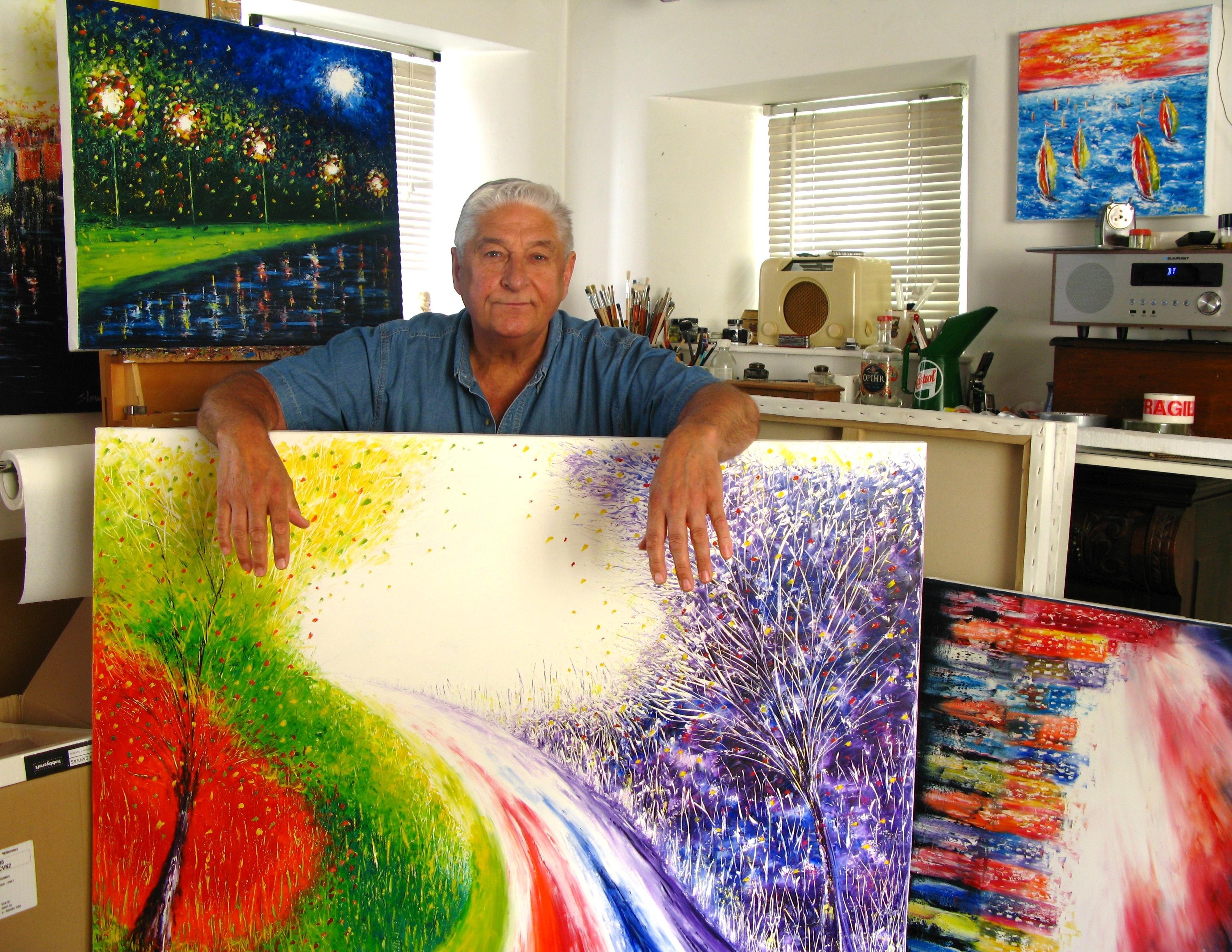 Art2Arts Artist Stewart Wilson
