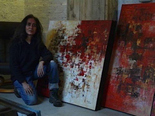 Art2Arts Artist Kalpana Soanes