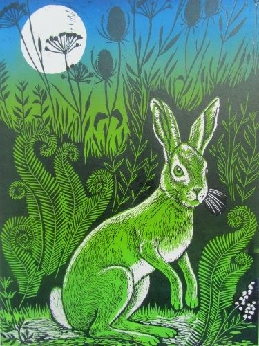 The Witch Hare by Teresa Winchester