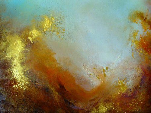Rhythm of the Sea by Gillian Luff - close-up