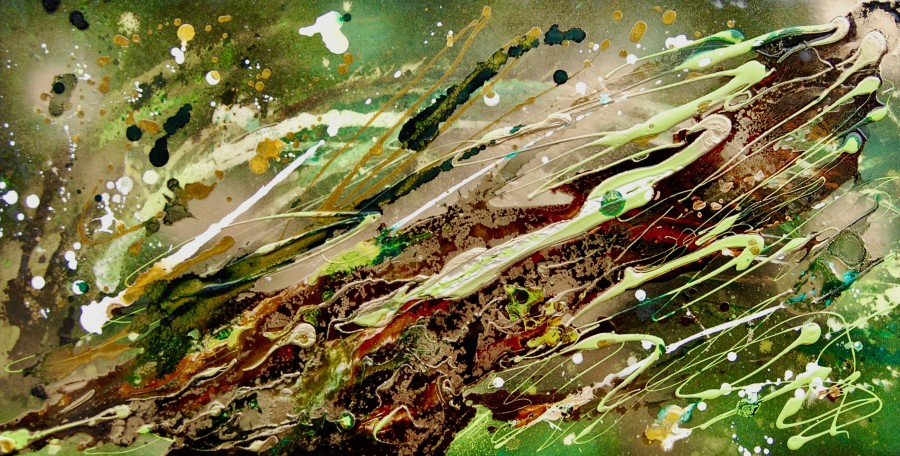 Argentum Wave 12 by Rachel McCullock