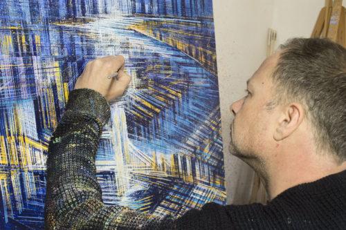 Art2Arts Artist Marc Todd