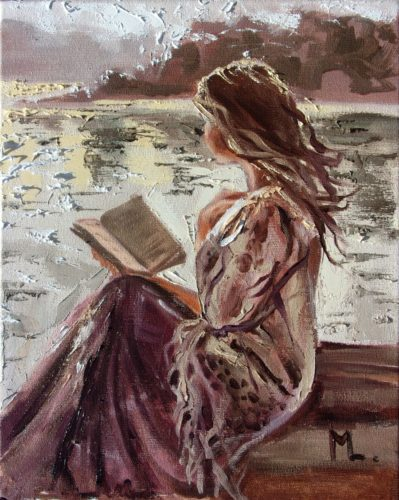 The Old Romance by Monika Luniak
