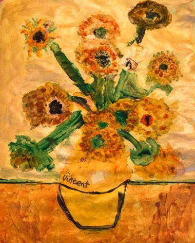 Inspired by Vincent van Gogh