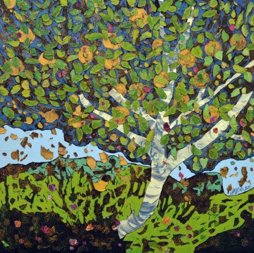 Apple Tree by Anna Styrc