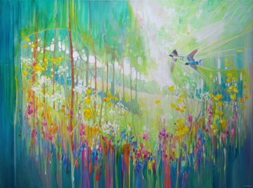 Abundance by Gill Bustamante