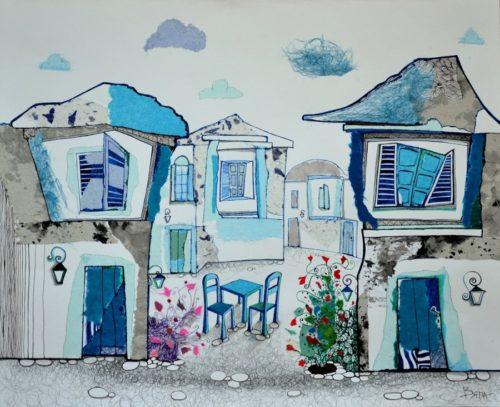 Greece by Vyara Tichkova