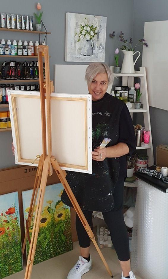 Art2Arts Artist Cinzia Mancini
