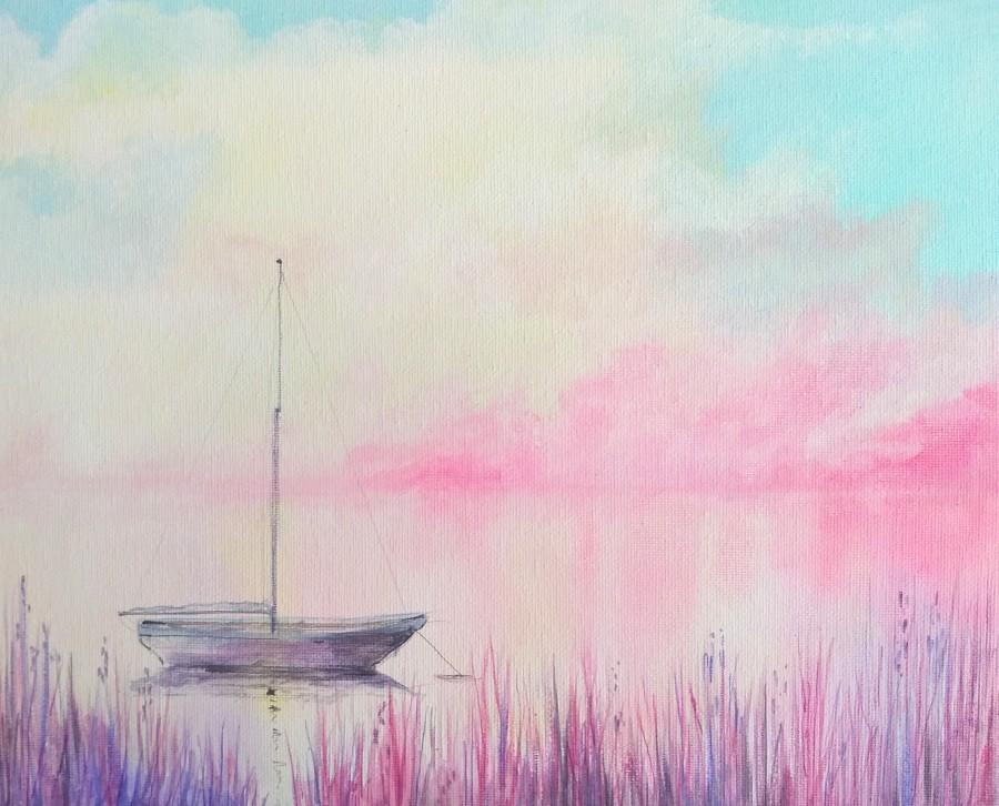 Serenity by Maggie Frampton