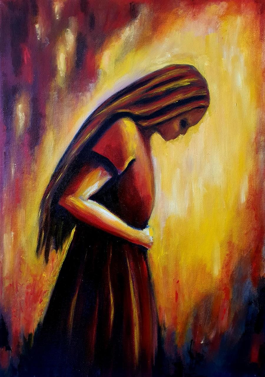 Care to Ease my Mind by Georgiana Luiza Nicolae